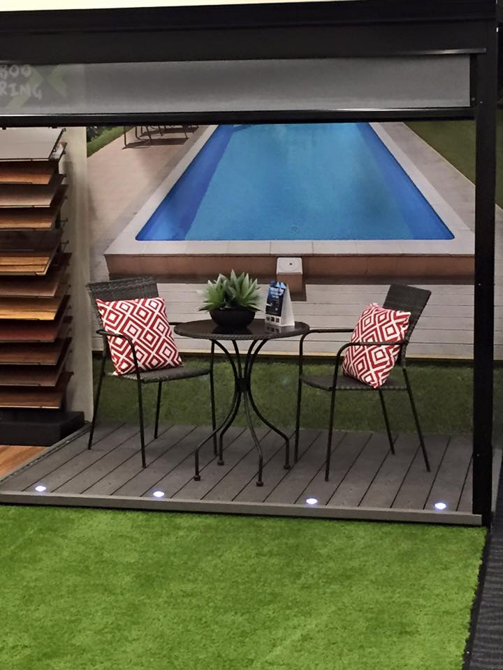Synthetic grass in Perth for homes on display