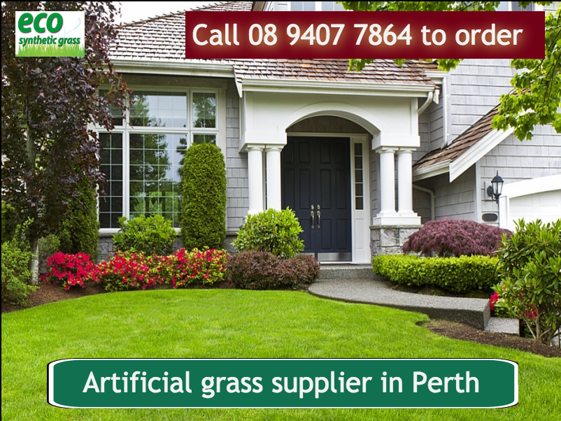 Artificial grass supplier Perth - Eco Synthetic Grass