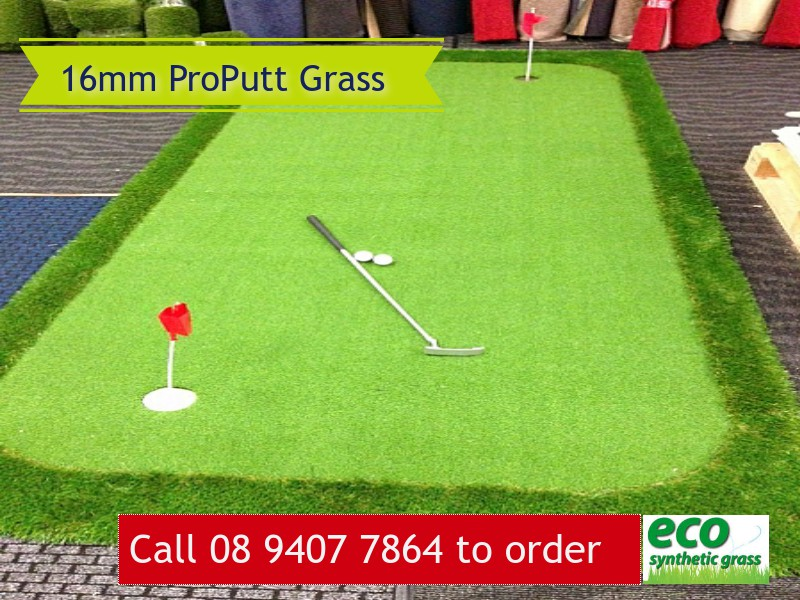 Synthetic putting greens Perth - Call 08 9407 7864