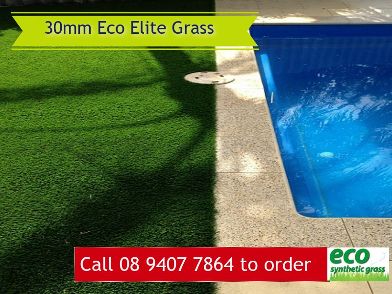 30mm Elite Synthetic Grass in Perth