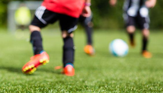 Artificial grass play areas - durable