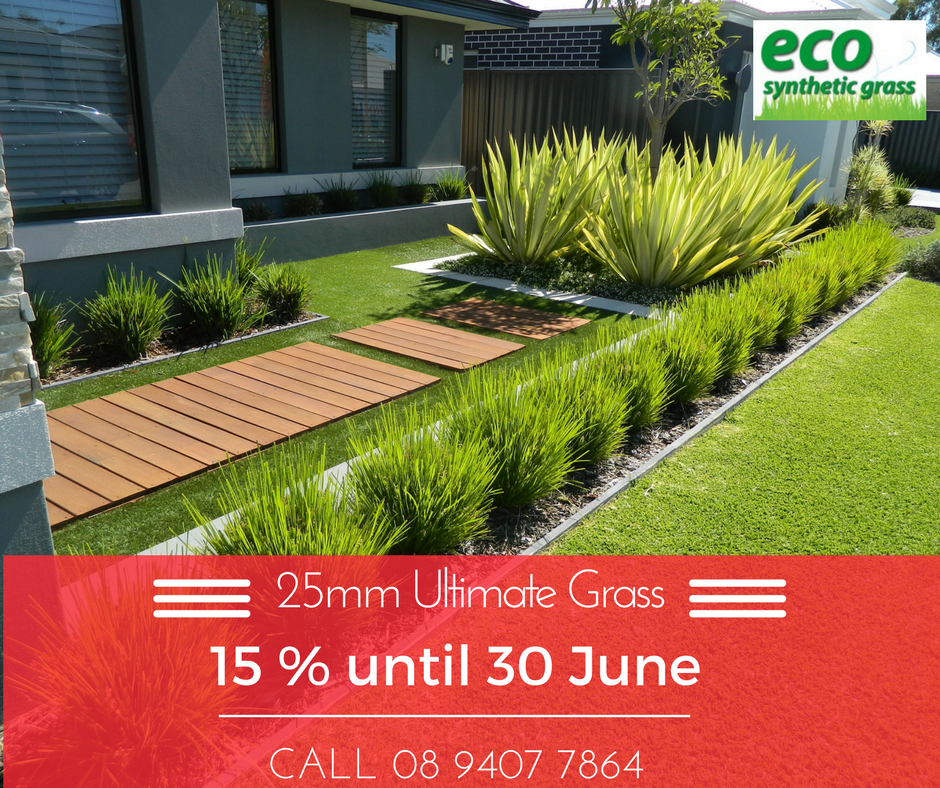 15% off ultimate artificial grass